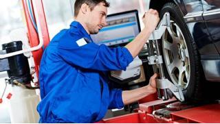 Позаботься о сезоне вовремя! Шиномонтаж и балансировка четырех колес от R13 до R20 в сети сервисных центров AvtoSpa! Скидка 69%!