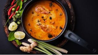 Тайский ресторан в Мск! Купон на скидку в тайский ресторан «Баан Тай»! Скидка 50% на всё меню и напитки, включая горячительные!