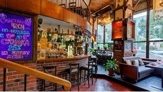 Купон в Бергштайн! Все блюда и напитки в ресторане «Бергштайн» со скидкой 50%! Вкусно есть и хорошо отдыхать!