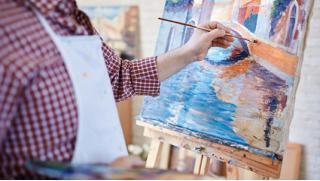 Креативь с нами! Мастер-классы по мозаике, рисованию маслом, акварелью, карандашом и не только в мастерской Art class!