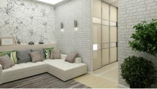 Построй дом мечты! Индивидуальный дизайн-проект жилого помещения площадью от 15 до 150 кв. м от компании «Аксиома»!