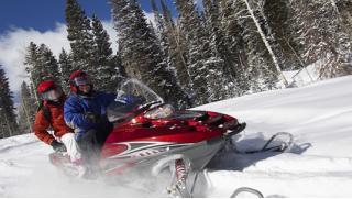 Прокат мощных снегоходов,  квадроциклов, багги, кроссовых мотоциклов и подарочные сертификаты со скидкой 50% в Спб!