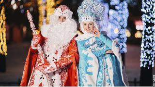 Для детей! Новогоднее поздравление от Деда Мороза от компании «Шут и Ко»! Выездом на дом, в кафе или офис! С 13 декабря по 7 января!