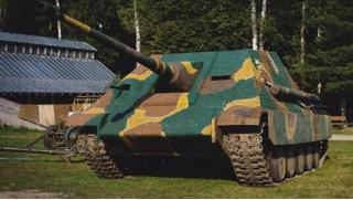 Танки наше все! Катание на противотанковой самоходно-артиллерийской установке Jagdpanther от военного клуба «Резерв»