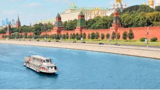 Прогулка по Москва-реке на теплоходе «Алексия» для одного или компании до 20 человек от судоходной компании «Августина»!